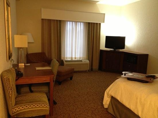 Hampton Inn Hickory: room 500