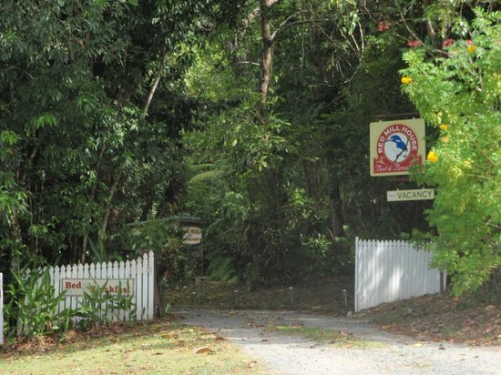Red Mill House in Daintree: 