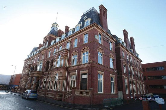 Hartlepool, UK: BEST WESTERN Grand Hotel