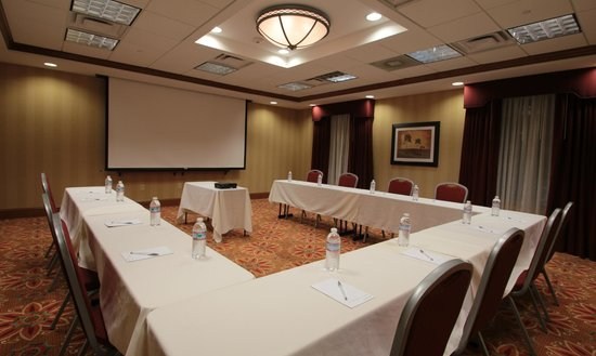 Hampton Inn Hampton-Newport News: Meeting Room