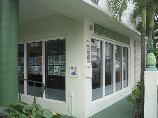 Suites on South Beach Miami: Outside