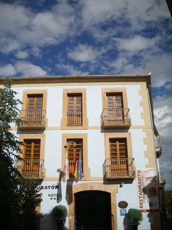 Photo of Hotel Vado del Duraton Sepúlveda