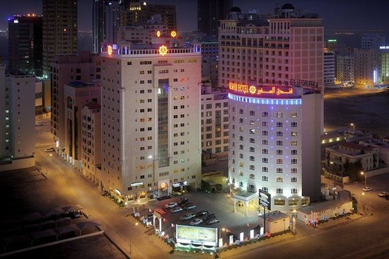 Al Safir Hotel & Tower