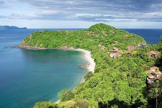 Four Seasons Resort Costa Rica at Peninsula Papagayo: Aerial View