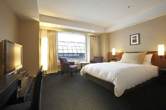 Hotel Granvia Kyoto: Queen Bed Room