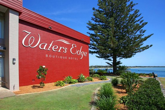 Photo of Waters Edge Boutique Hotel Port Macquarie