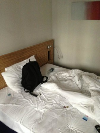 Travelodge London Tower Bridge: Excuse the mess