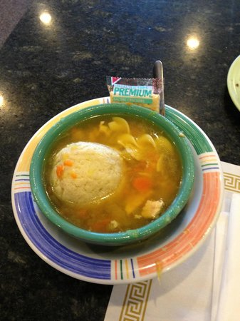 Flakowitz of Boynton Incorporated:                   Matzo Ball Soup