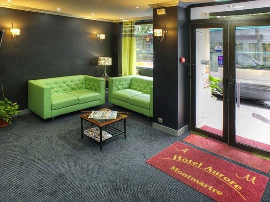 Photo of Hotel Aurore Montmartre Paris