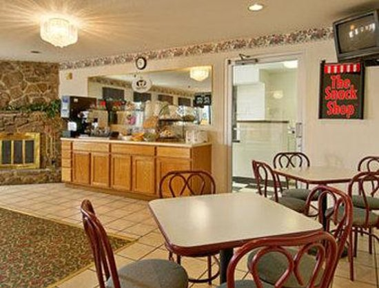 Super 8 Springfield South: Breakfast Area