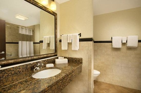 Drury Inn & Suites Near La Cantera Parkway: Bathroom