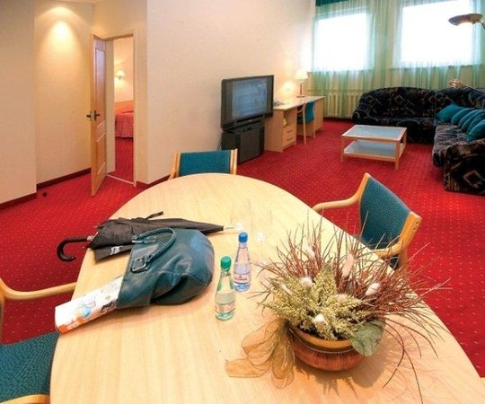 Karolina Hotel & Conference Centre: Guest Room