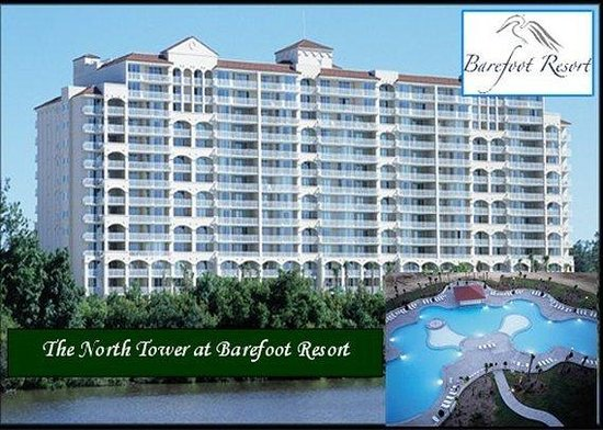 Myrtle Beach Barefoot Resort: North Tower