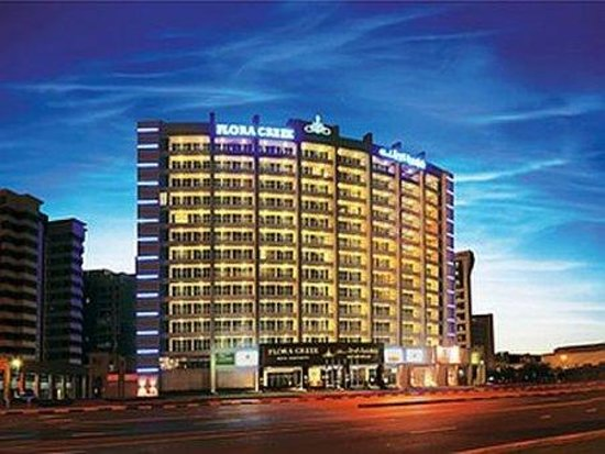 flora creek deluxe hotel apartments dubai united arab