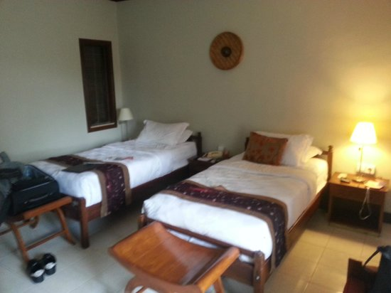 Rama Beach Resort and Villas:                   deluxe room