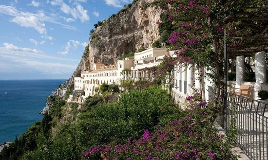 Photo of Hotel Cappuccini Convento Amalfi