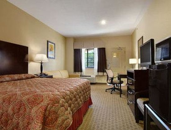 Super 8 Stephenville: Standard King Bed Room