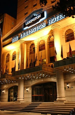 The Lexington Hotel: Exterior