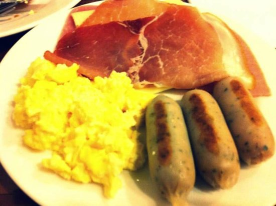 Ibis Brussels Centre Sainte Catherine: My experience with Ibis - my breakfast