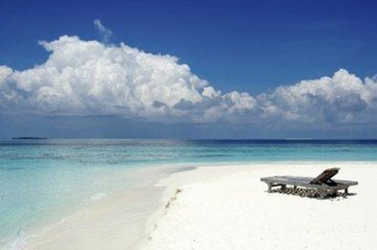 Shaviyani Atoll: View of Beach