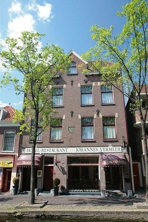 Photo of Hotel Johannes Vermeer Delft