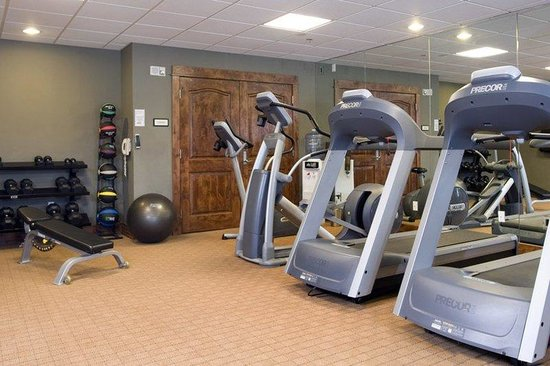 BlueSky Breckenridge: Fitness Center