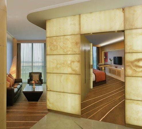 The Meydan Hotel: Suite