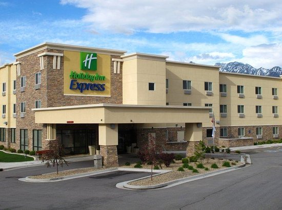 ‪Holiday Inn Express Salt Lake City South-Midvale‬