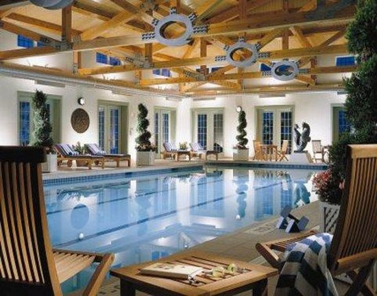The Equinox Golf Resort & Spa: Equinox Indoor Pool