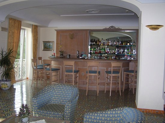 Hotel Hermitage &amp; Park Terme: bar