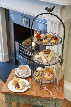 Southernhay House Hotel: Afternoon Tea for a Treat
