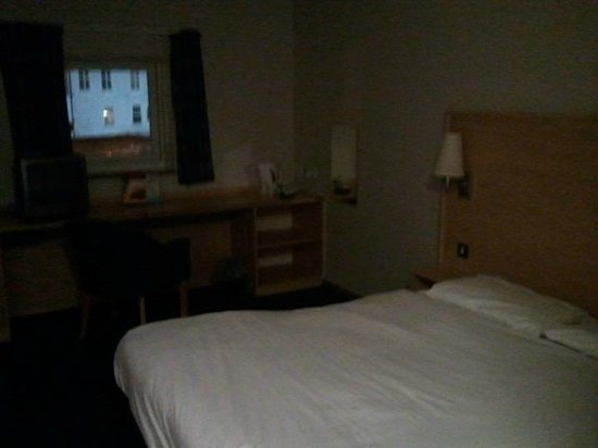 Travelodge Leicester:                   Double Room