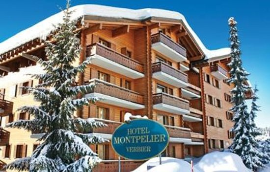 Photo of Hotel Montpelier Verbier