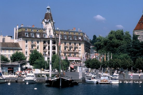 Photo of Hotel Aulac Lausanne