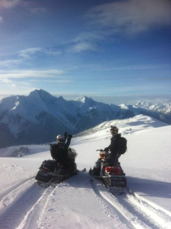 Snow Peak Rentals - Day Tours