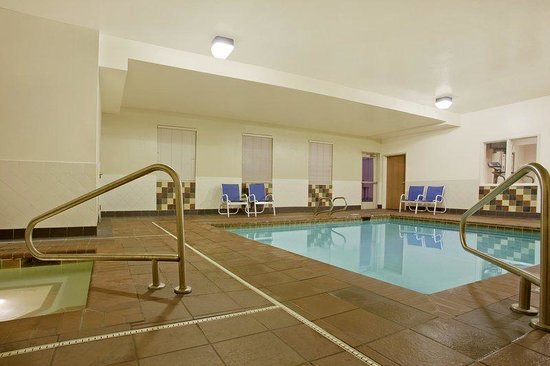 Extended Stay America - Anchorage - Downtown: Swimming Pool
