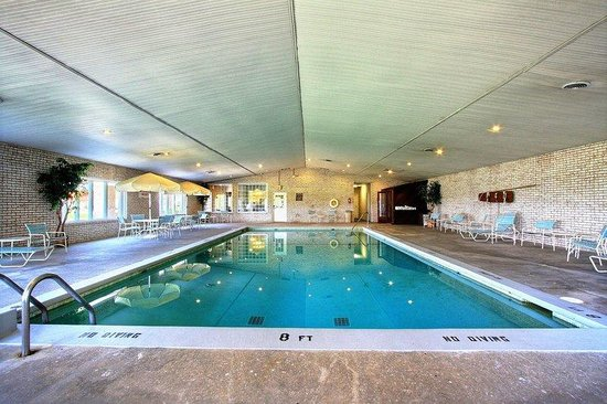 Whitmore Lake, MI: Indoor Pool