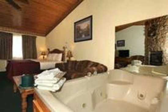 Majestic Mountain Inn: King Luxury