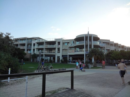 ‪‪Bogangar‬, أستراليا:                   Cabarita Hotel is a couple hundred beach dune walk from Motel