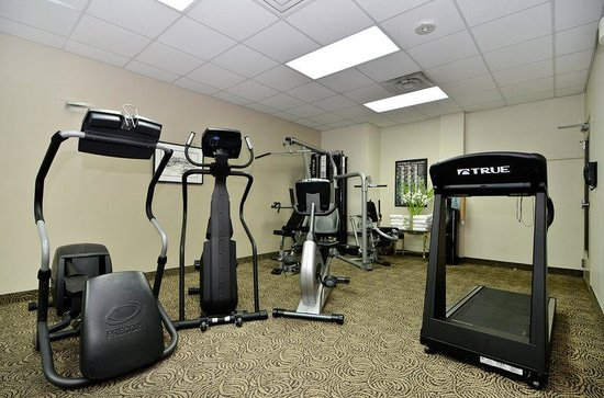 BEST WESTERN PLUS St. Charles Inn: Exercise Facility
