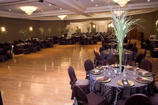 ‪‪BEST WESTERN PLUS Cobourg Inn & Convention Centre‬: Grand Ballroom‬
