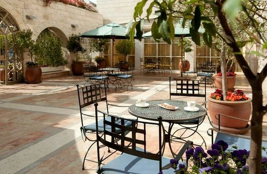 Prima Palace Hotel: Prima Palace Patio