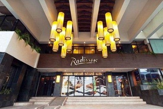 Radisson Hotel Guatemala City: Exterior