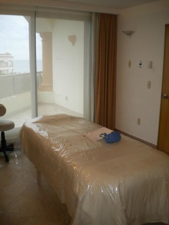 Aventura Spa Palace:                   Spa room