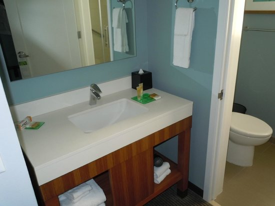 Hyatt Place Waikiki Beach:                   1402 - Bathroom