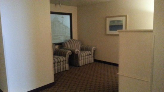 Ben Lomond Suites Historic Hotel,  an Ascend Collection Hotel: Sitting Room