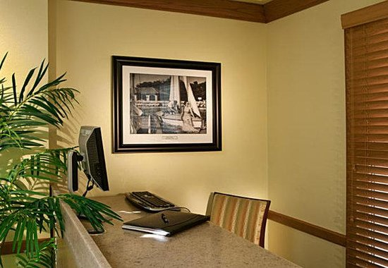 TownePlace Suites Minneapolis-St. Paul Airport/Eagan: Business Center