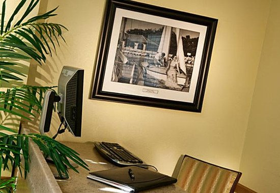 TownePlace Suites Minneapolis West/St. Louis Park: Business Center
