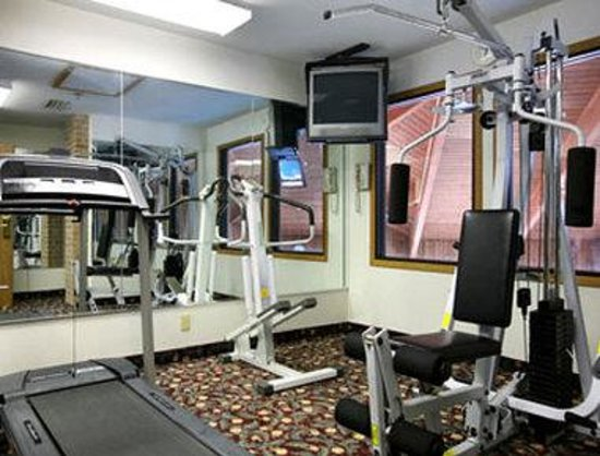Baymont Inn & Suites Rochelle: Fitness Center