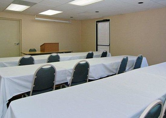 Comfort Inn & Suites Lake Texoma: Meeting Room